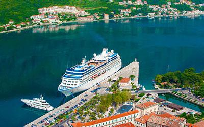 экспресстур для прибывающих на лайнере в Котор