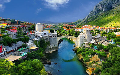 экскурсия в Боснию и Герцеговину