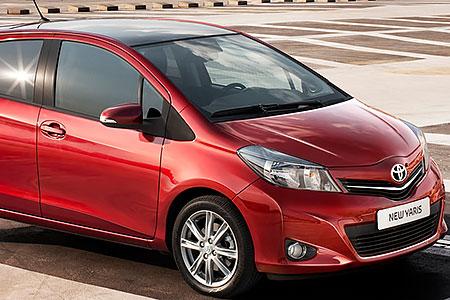 аренда авто в Черногории Toyota Yaris