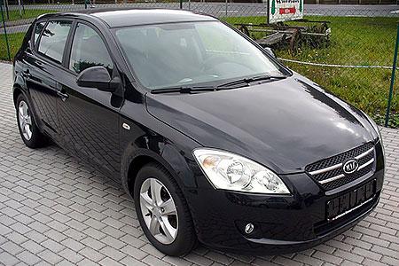 аренда авто в Черногории Kia Ceed
