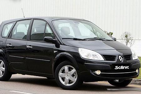 аренда авто в Черногории Renault Scenic