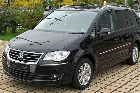 аренда авто в Черногории VW Touran