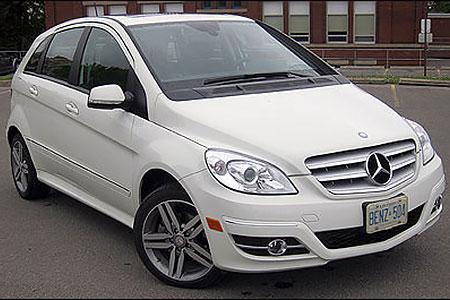 аренда авто в Черногории Merсedes B200