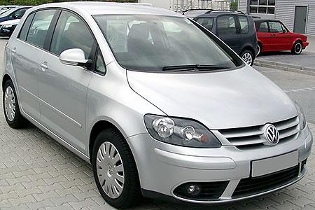 аренда авто в Черногории VW Golf 5