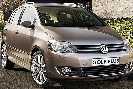 аренда авто в Черногории VW Golf 6