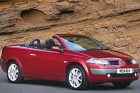 аренда авто в Черногории Renault Megan