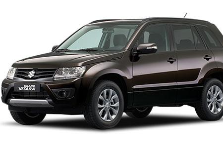 аренда авто в Черногории джип Suzuki Grand Vitara